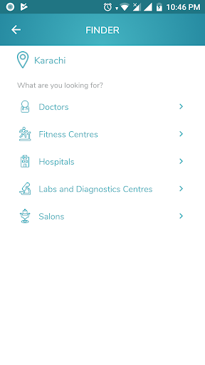 Zoya Health App Preview 5