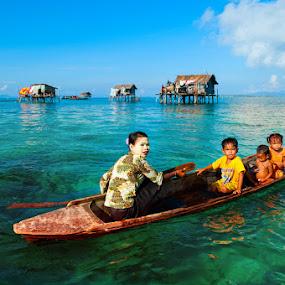 Bodgaya Paradise by Mata Arif - Landscapes Travel