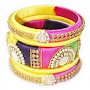Silk thread bangles APK icon