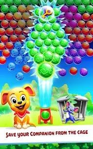 Bubble Shooter – Pooch Pop 1.2.8 MOD for Android 1