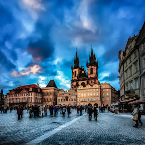 Prague Old Town by Rory McDonald - City,  Street & Park  Historic Districts ( raw files, prague )