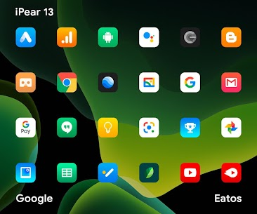 iPear 13 – Icon Pack (MOD, Paid) v1.0.8 3