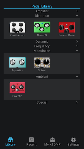 XTOMP 2.0.3 screenshots 1