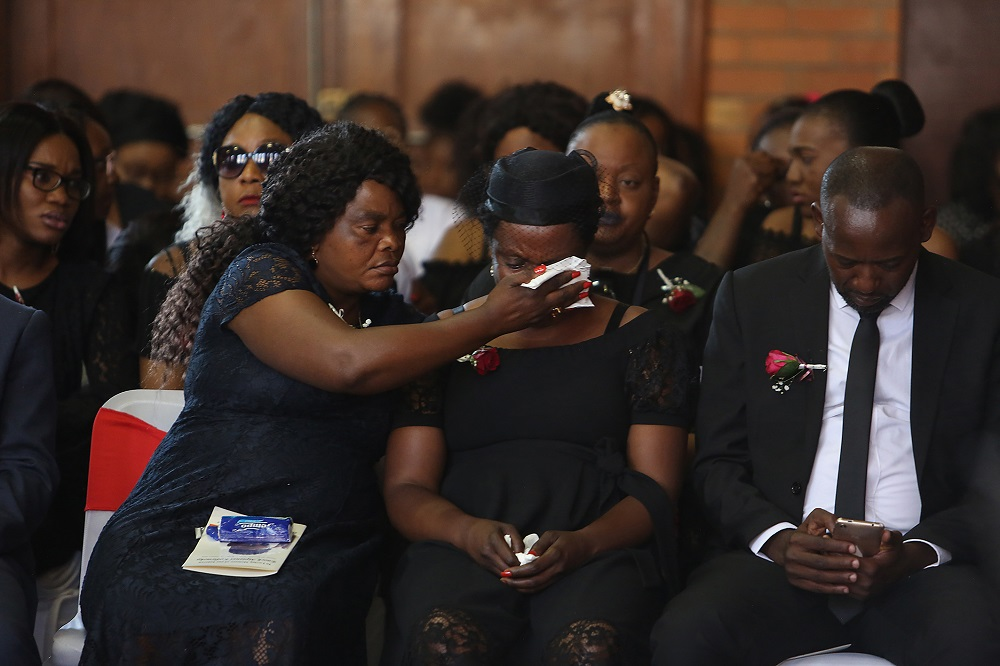 'He had so many plans for the future,' says grieving father as schoolboy Enoch Mpianzi is laid to rest - SowetanLIVE