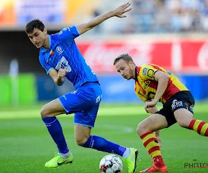 """Yaremchuk est convaincu des qualités de Gand : """"Ce sera une grande saison"""""""