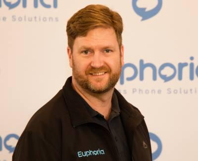 Nic Laschinger, CTO, Euphoria Telecom.