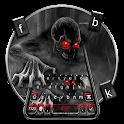 Zombie Monster Skull Keyboard Theme icon