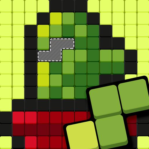Pixaw Puzzle Icon