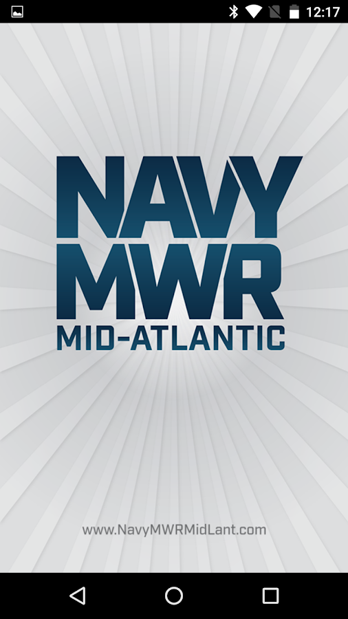NavyMWR Mid-Atlantic- screenshot