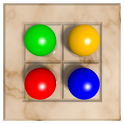 Color Lines 3D icon