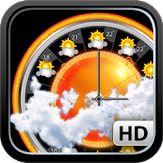 eWeather HD - weather, hurricanes, alerts, radar