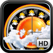 eWeather HD - weather, hurricanes, alerts, radar APK