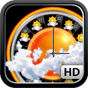 eWeather HD & terremotos icon