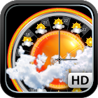 eWeather HD with Weather alerts icon