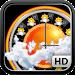 eWeather HD - weather, hurricanes, alerts, radar icon