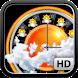 eWeather HD: 天気、大気質、気象レーダー、 気圧計、地震、潮汐、地磁気嵐、天気予報