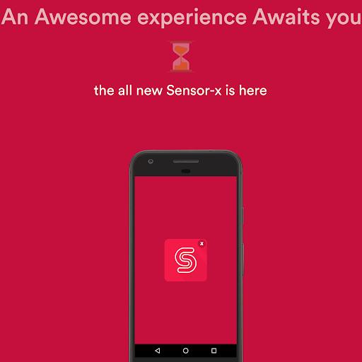 안드로이드 용 Sensor-X pro Ad-Free 앱 screenshot