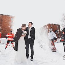 Wedding photographer Alina Kamenskikh (AlinaKam). Photo of 02.03.2013