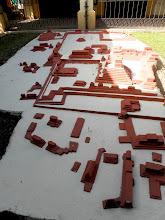 Photo: Copan's monuments