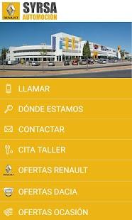 Renault Syrsa Automoción- screenshot thumbnail