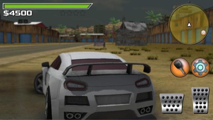 Grand Thug Auto - screenshot