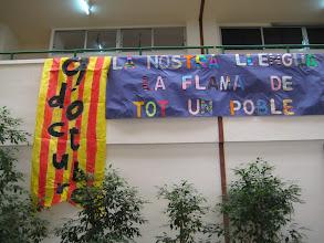 Photo: Correllengua al Grau de Castelló, 2 d'octubre 2011.