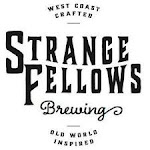 Logo for Strange Fellows Brewery