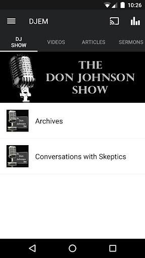 Don Johnson Ministries