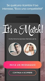 Tinder- miniatura screenshot