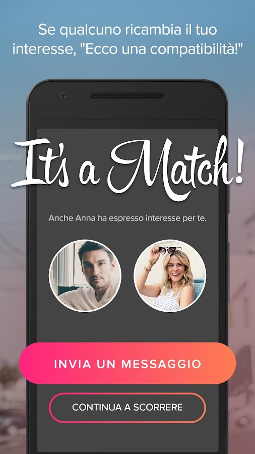 Tinder- screenshot