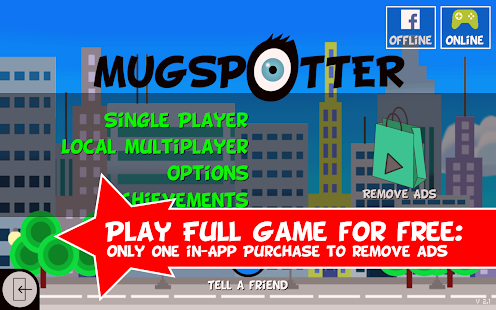Mugspotter- screenshot thumbnail