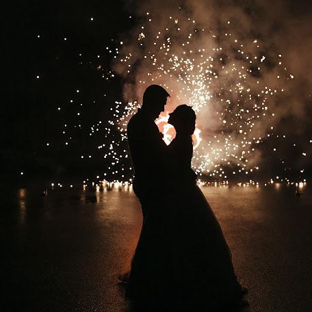 Wedding photographer Roman Urumbaev (eyesnv). Photo of 12.01.2018