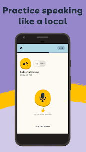 Learn Languages with Memrise MOD APK [Premium Subscription Unlocked] 3