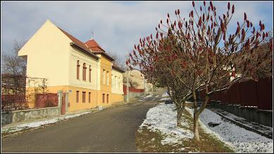 Photo: Turda - Str. Salinelor, vedere Str. Dorobanti - 2018.12.13