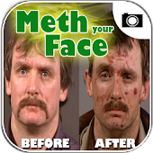 Meth your Face: Crystal Camera