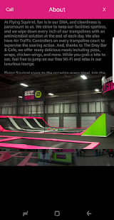 Flying Squirrel Trampoline- screenshot thumbnail