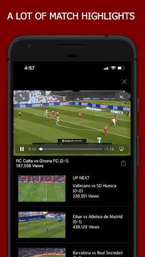 Yellfy Sports - News, Live Scores, Stats & Videos 2.0.7 screenshots 2