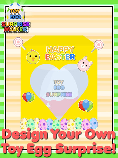 Toy Egg Surprise Maker