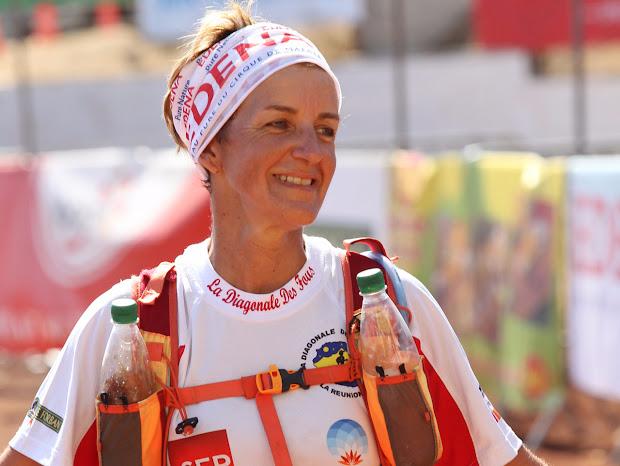 Marathon des sables 2016 : Véronique court pour L'Arche en pays Toulousain