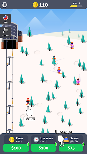 Screenshot for Ski Station in United States Play Store