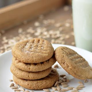 Three-Ingredient SunButter Cookies Recipe