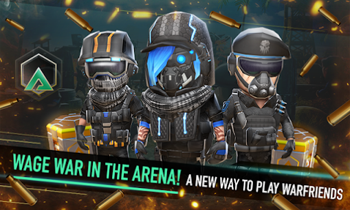 WarFriends 1.4.0 (Unlimited Ammo) Mod Apk + OBB Data 3
