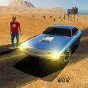 American Classic Car Simulator icon