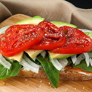 Extreme BLT's with Green Goddess Dressing