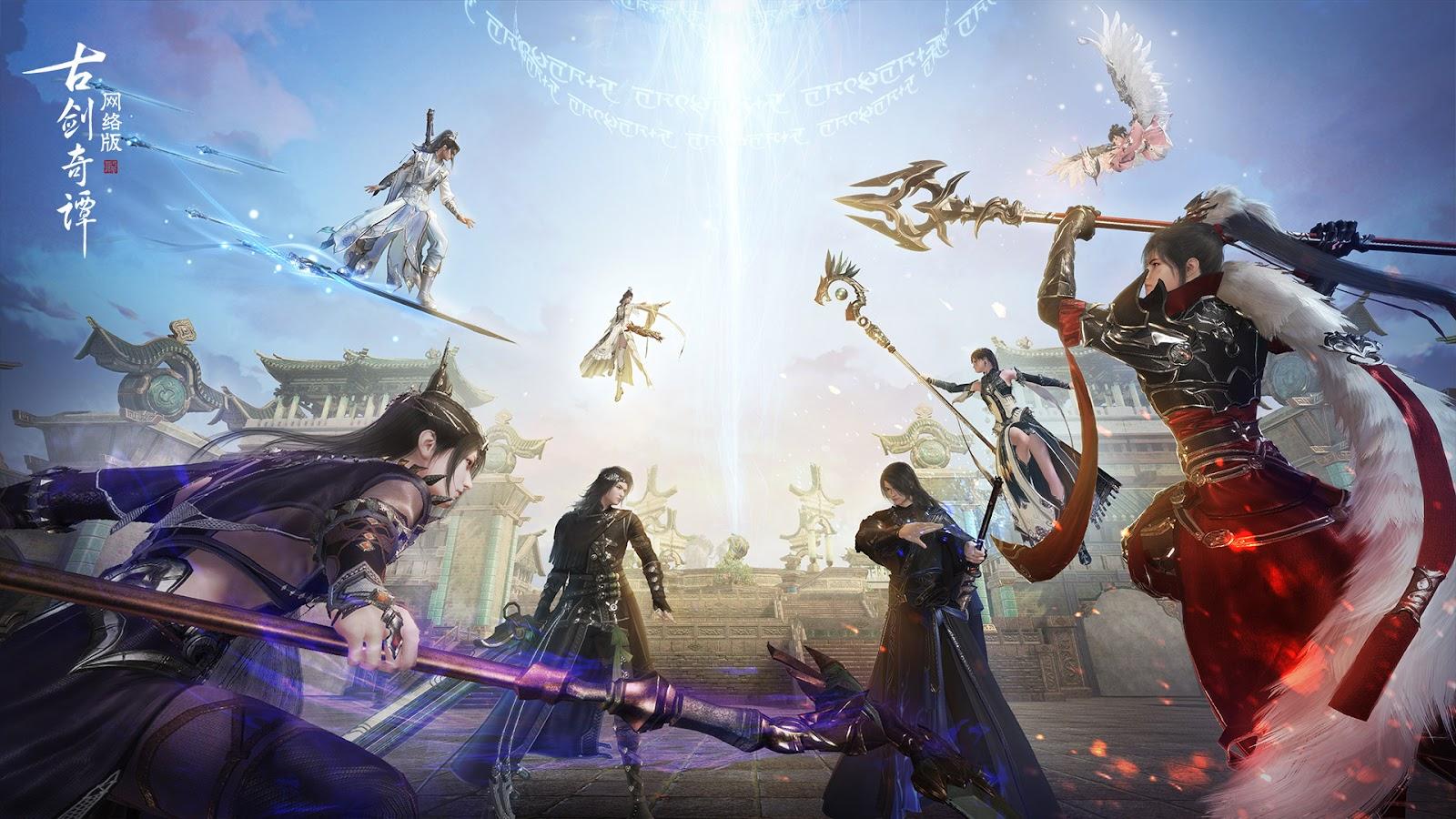 Điều gì khiến Cổ Kiếm Kỳ Đàm sẽ là bom tấn của game online Việt trong năm 2021? - Ảnh 1.
