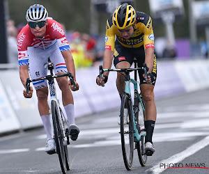 Wout van Aert beste eendagsrenner ter wereld dit seizoen, Mathieu van der Poel moet tevreden zijn met tweede plaats