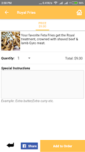 Royal Grill Cuisine screenshot 3