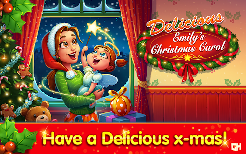 Delicious - Christmas Carol- screenshot thumbnail