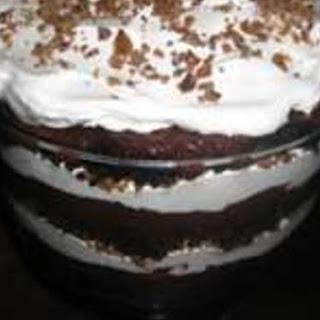 Chocolate Trifle.