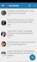 Screenshot of Toronto Now